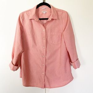 Merona button up shirt